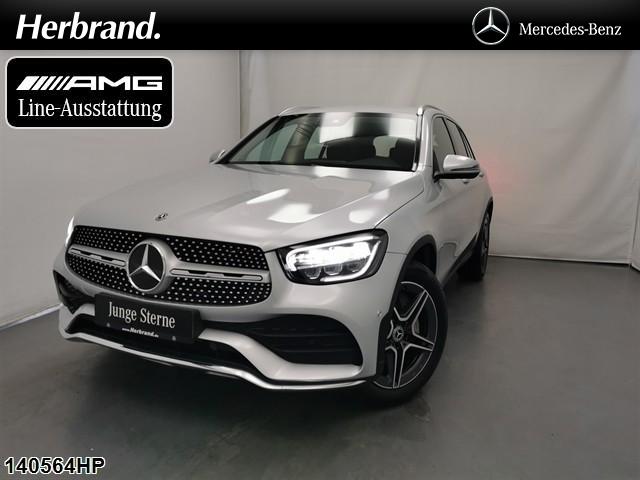 Mercedes-Benz GLC 200 4M AMG Line DISTRONIC 19 Zoll LM Kamera, Jahr 2020, Benzin