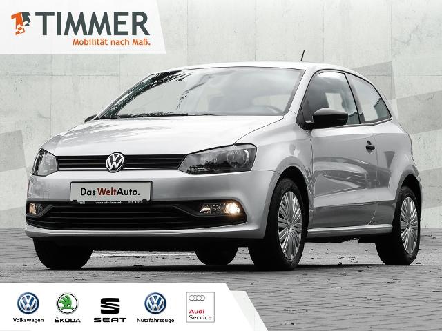 Volkswagen Polo 1.4 TDI Trendline *KLIMA*, Jahr 2015, Diesel