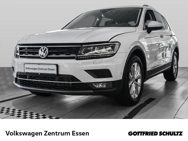 Volkswagen Tiguan 1.5 TSI ACT OPF HIGHLINE LAST EDITIONNAVI, LED, DSG, Jahr 2020, Benzin