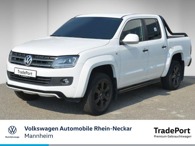 Volkswagen Amarok Canyon 2.0 BiTDI 4Motion Automatik Navi Xenon uvm, Jahr 2015, Diesel