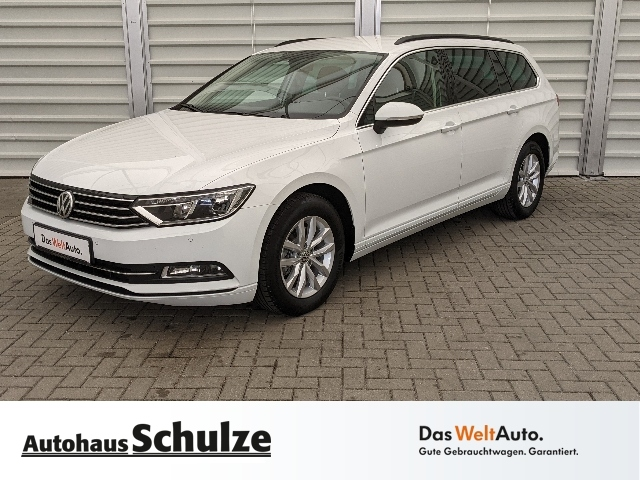 Volkswagen Passat 1.6 TDI BMT Kombi/Comfortline KLIMA NAVI, Jahr 2017, Diesel