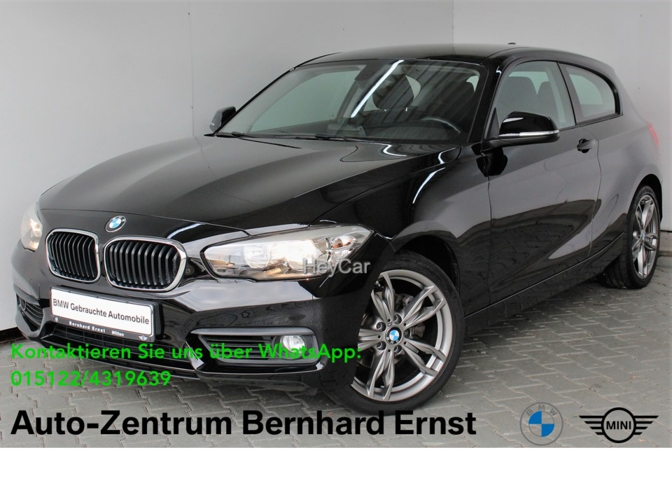 BMW 120i Advantage Navi Business LM PDC Servotronic, Jahr 2017, Benzin