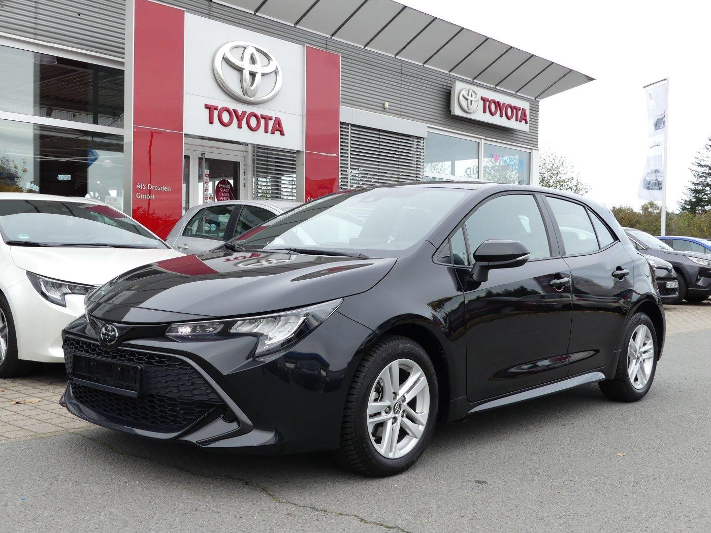 Toyota Corolla 1.2T Comfort Heizbares Lenkrad*Navi, Jahr 2019, Benzin