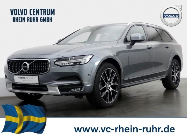 Volvo V90 Cross Country Pro AWD D5 - Luftfahrw,AHK,Kamera,LM20,LED,Totwinkel, Jahr 2017, Diesel