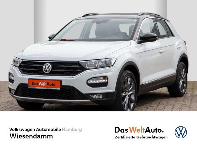 Volkswagen T-Roc 1.0 TSI Style Klimaanlage EGD LM Navi, Jahr 2018, Benzin