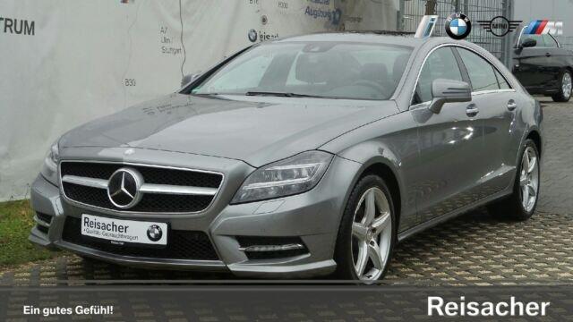 Mercedes-Benz CLS 350 CDI DPF 4Matic AMG Paket,Leder,Comand, Jahr 2013, petrol
