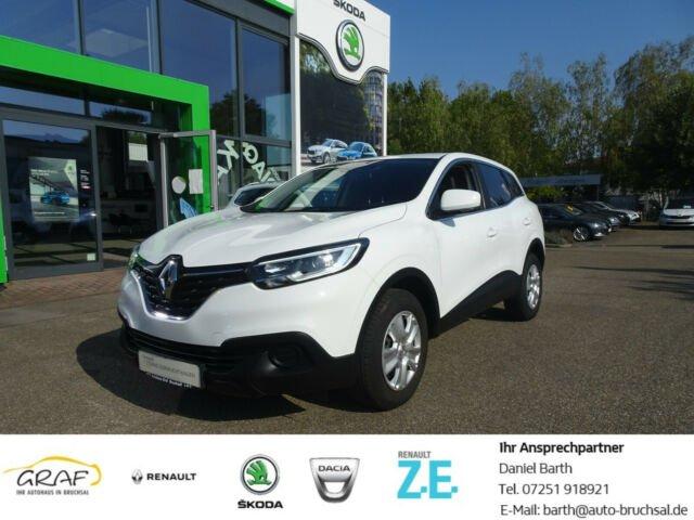 Renault Kadjar Life TCe 130, Jahr 2016, Benzin