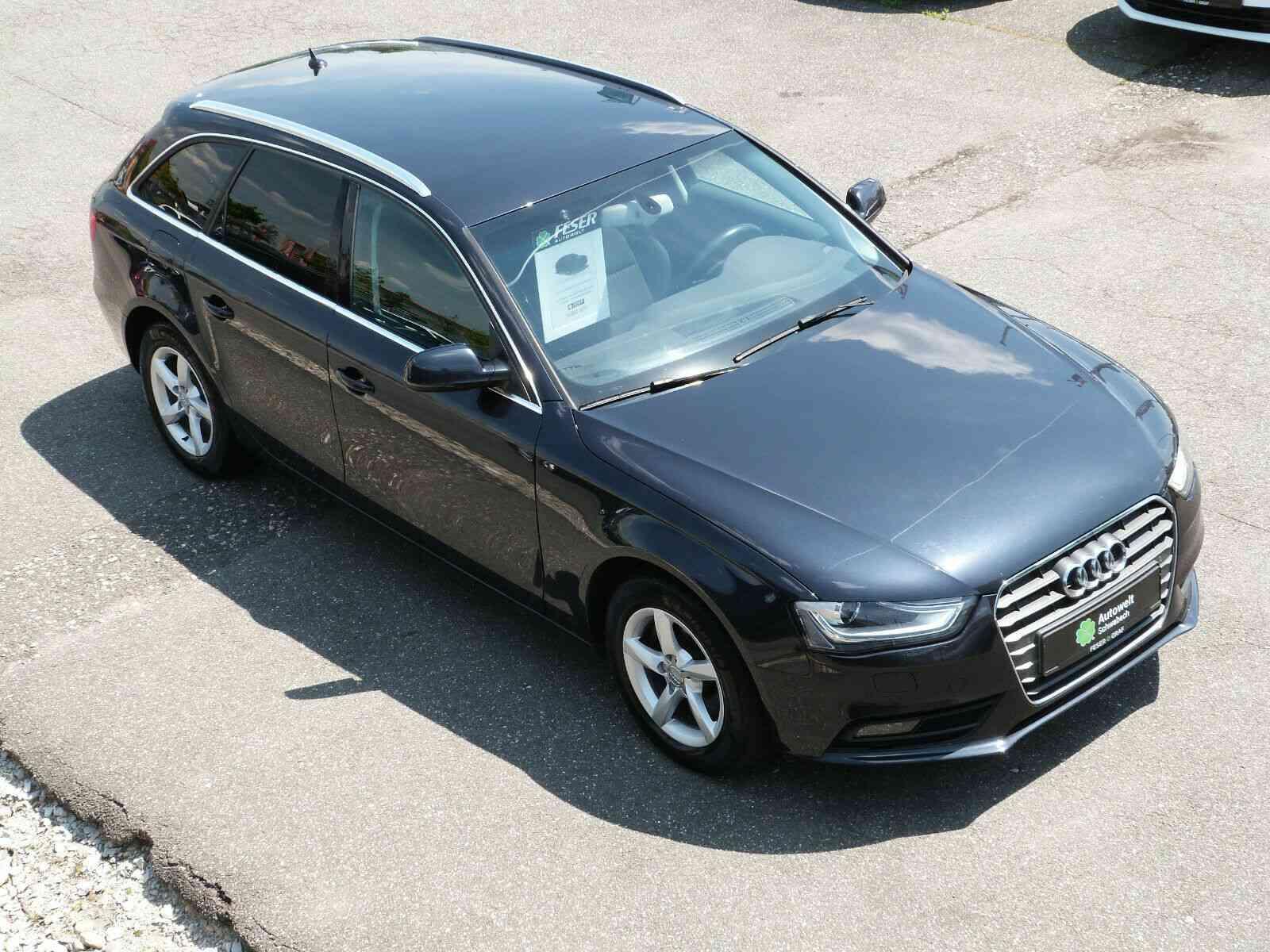 Audi A4 Avant 2.0 TDI Ambiente NAVI XENON PDC SHZ, Jahr 2014, Diesel