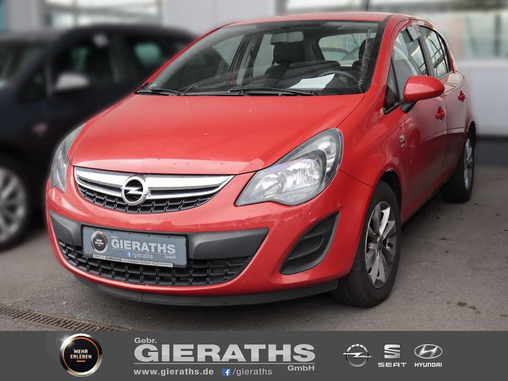 Opel Corsa 1.4 Energy, Jahr 2014, Benzin