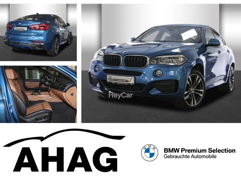 BMW X6 xDrive35i M Sport Edition Bang&Olufsen 20'', Jahr 2018, Benzin