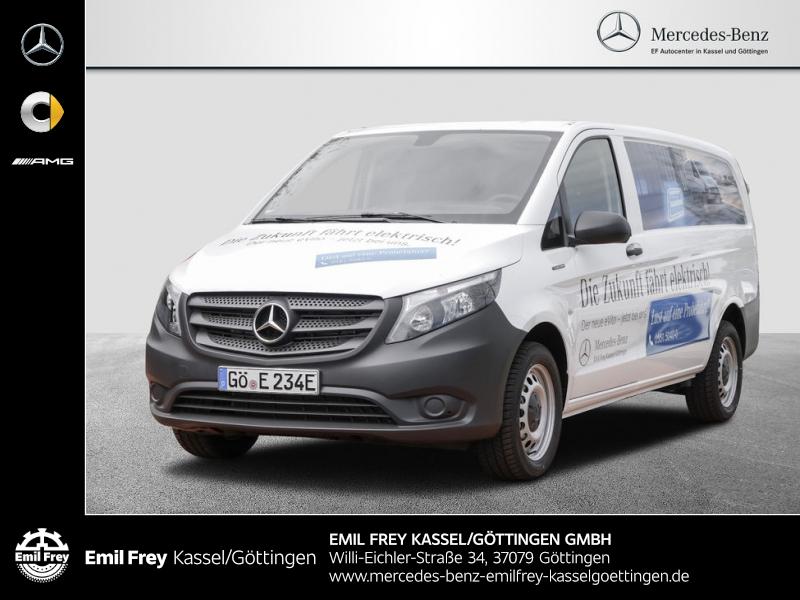 Mercedes-Benz eVito Lang Klima,Navi,120 km/h,Kamera, ELEKTRO, Jahr 2019, Elektro