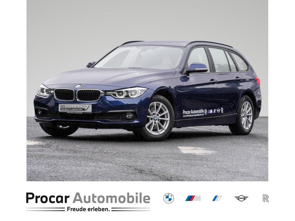 BMW 320d xDrive TOURING++LED++NAVIGATION++SITZH++KLIMAAUT++PDC++, Jahr 2018, Diesel