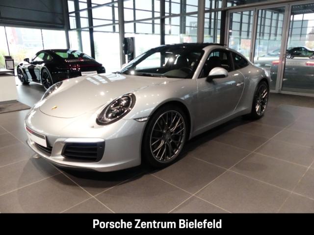 Porsche 991 (911) Carrera Leder LED Navi Rückfahrkam. PDCv+h Multif.Lenkrad SHZ Temp, Jahr 2016, Benzin
