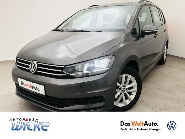 Volkswagen Touran 1.2TSI Comfortline Klima Navi PDC Sitzhzg, Jahr 2017, Benzin