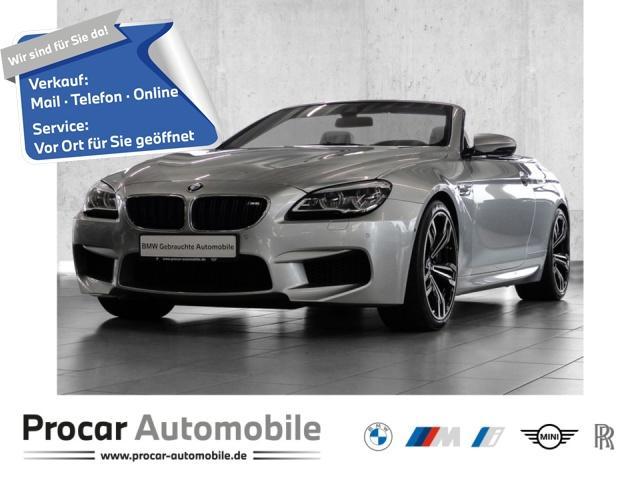 BMW M6 Cabrio Competition Paket UPE 177.730,00 Euro, Jahr 2018, Benzin
