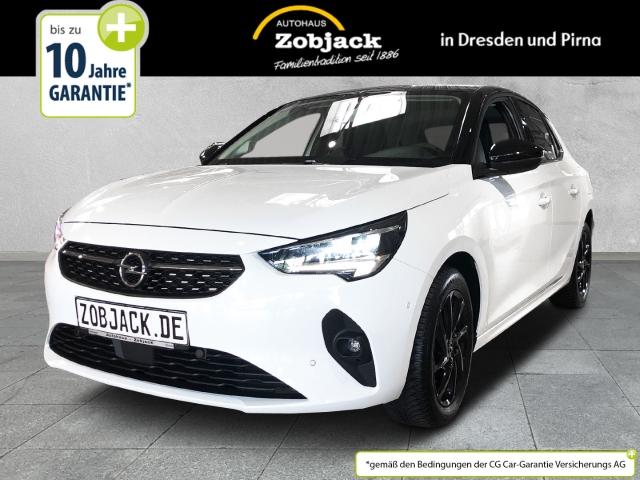 Opel Corsa F Elegance 1.2 Kamera LED SHZ Klimaautom., Jahr 2020, Benzin