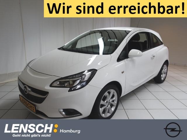 Opel Corsa E 1.4 S/S Innovation XENON+KLIMA+USB+BT+LM, Jahr 2015, Benzin