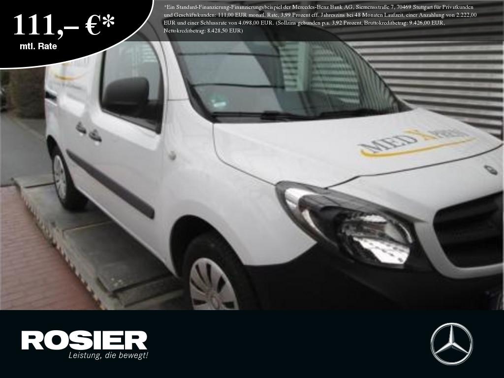 Mercedes-Benz Citan 109 CDI Kasten Lang Klima bluetooth Euro, Jahr 2018, Diesel