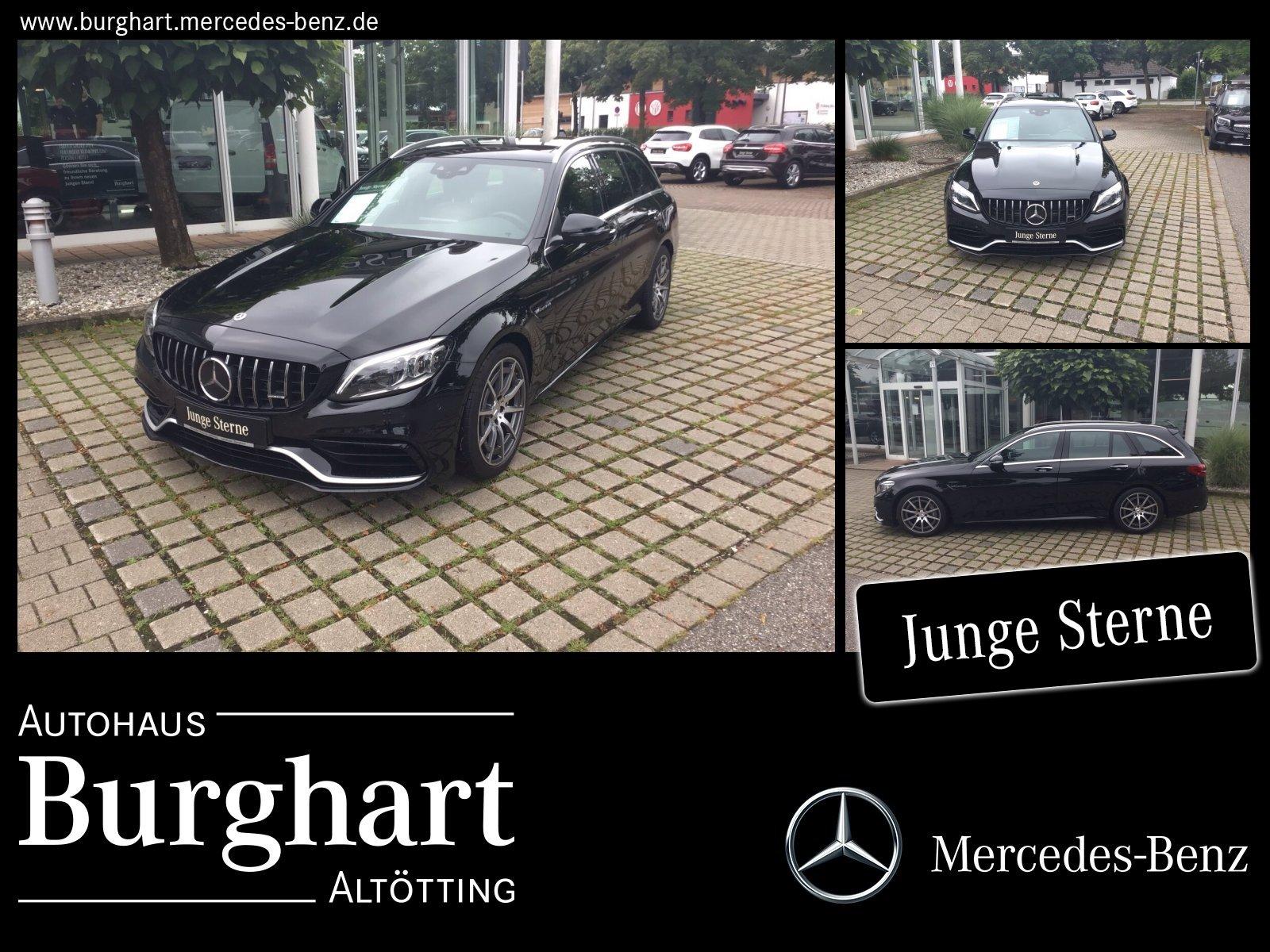 Mercedes-Benz Mercedes-AMG C 63 T PanoDach/COMAND/MultibeamLED, Jahr 2019, Benzin