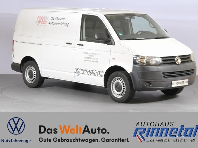 Volkswagen T5 Kasten 2.0 TDI KR Heckflügeltüren,Klima,Doppe, Jahr 2015, Diesel
