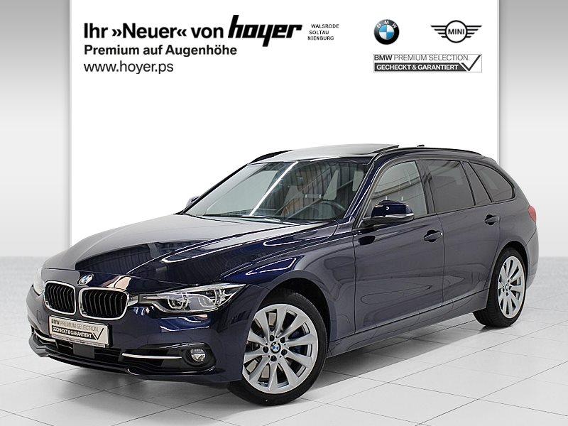 BMW 335d xDrive Touring UPE 80.110,-€ Sport Line Head-Up HK HiFi, Jahr 2019, diesel