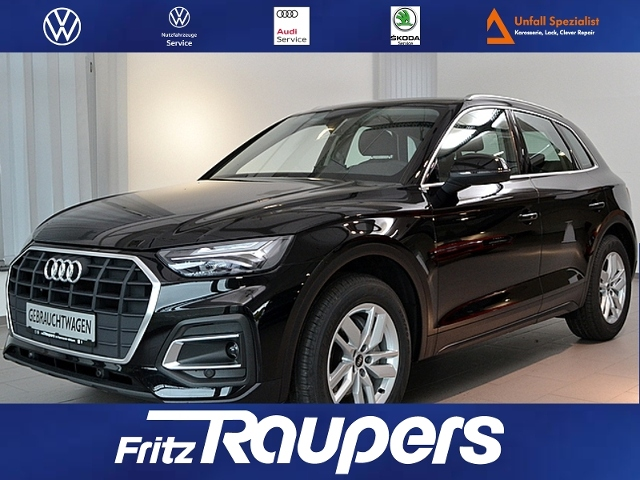 Audi Q5 35 2.0 TDI S tronic, Jahr 2021, Diesel