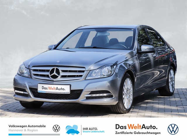 Mercedes-Benz C 180 CGI Avantgarde Navi Tempomat Klima, Jahr 2014, Benzin