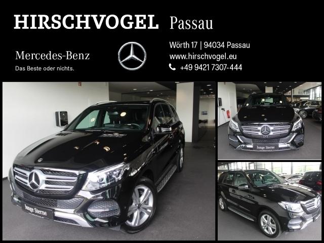 Mercedes-Benz GLE 400 4M HUP+Com+ILS+360°-Kam+Spur-P+Memory-P, Jahr 2018, Benzin