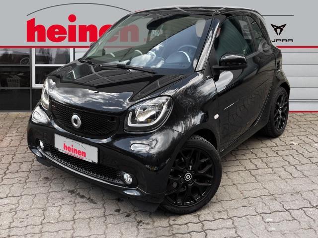 smart fortwo coupe Cool & Media NAVI PANO ALU-16Z, Jahr 2014, Benzin