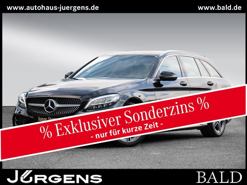 Mercedes-Benz C 300 T AMG-Sport/Navi/LED/Kamera/Sitzheizung/18, Jahr 2019, Benzin