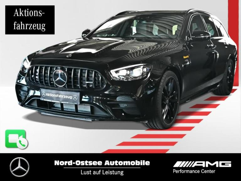 Mercedes-Benz AMG E 53 4m+ T NIGHT PANO STANDHZG PERF.-ABGAS, Jahr 2021, Benzin