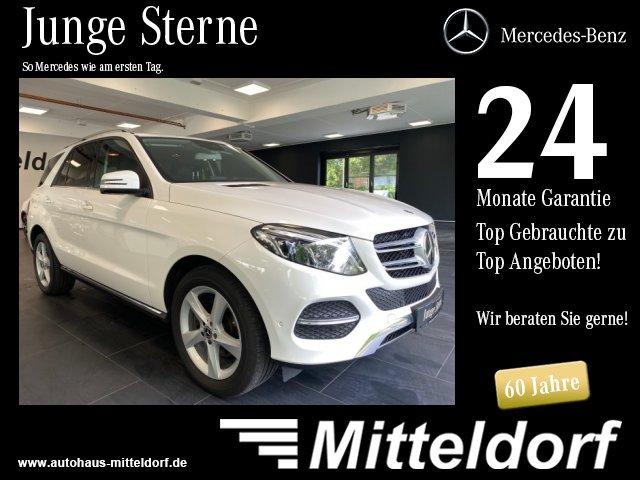 Mercedes-Benz GLE 250 d AMG INT. COMAND DISTRONIC LED 360° PTS, Jahr 2018, Diesel