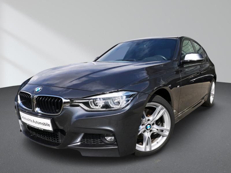 BMW 325d M Sport Adaptives Fahrwerk HiFi LED DAB PDC, Jahr 2017, Diesel
