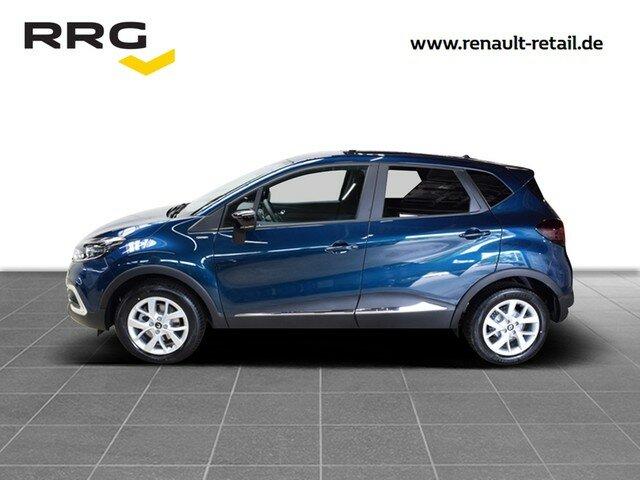 Renault CAPTUR 1.3 TCE 130 LIMITED EURO 6 SUV, Jahr 2019, Benzin