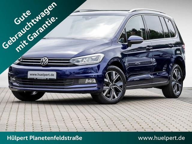 Volkswagen Touran 1.5 Highline DSG LED NAVI DAB+ APP-CONN ACC ALU17, Jahr 2020, Benzin