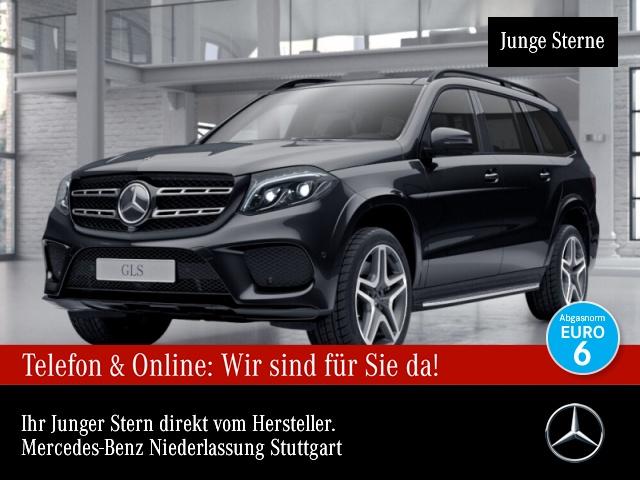 Mercedes-Benz GLS 500 4M AMG 360° Airmat Stdhzg Pano Distr. HUD, Jahr 2017, Benzin