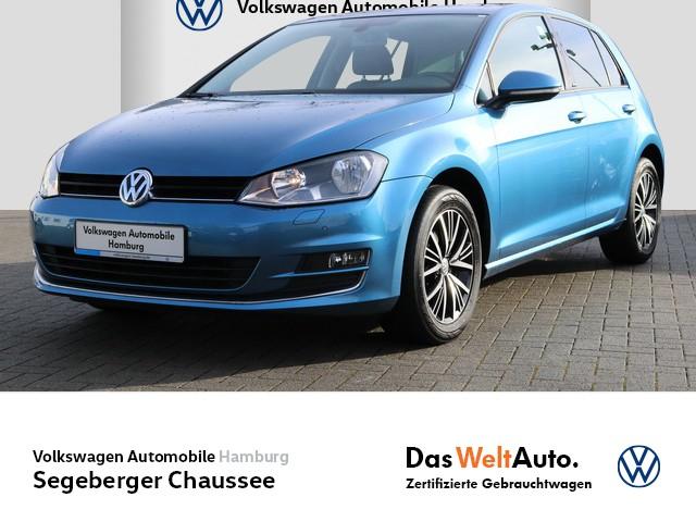 Volkswagen Golf VII 1.2 TSI Allstar CLIMATRONIC PDC SITZHZG, Jahr 2016, Benzin