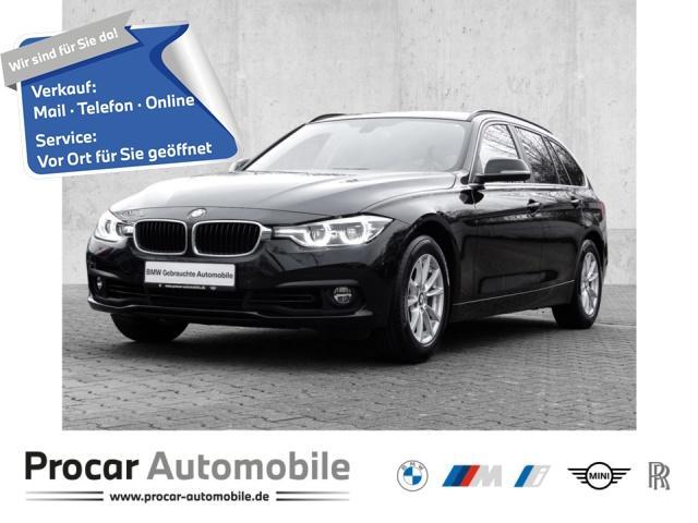 BMW 318i Touring Aut. Navi Business Klimaaut. AHK LM, Jahr 2018, Benzin