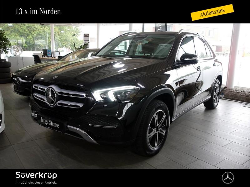 Mercedes-Benz GLE 300 d 4M Exclusive Pano.-Dach/360°/HUD/LED, Jahr 2020, Diesel