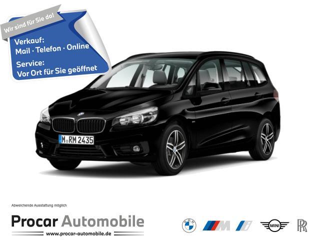 BMW 218 Gran Tourer Sport*Navi*Automatik*Kamera, Jahr 2015, Diesel
