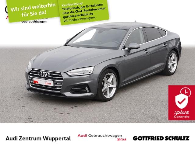 Audi A5 SB 2.0TDI PANO R-KAM STDHZG. VIRTUAL CONNECT DR Sport, Jahr 2018, Diesel