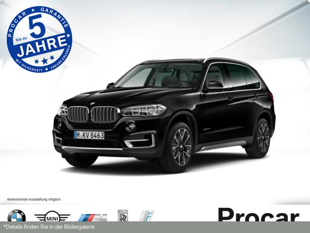 BMW X5 xDrive30d AHK Head-Up HarmanKardon, Jahr 2014, Diesel