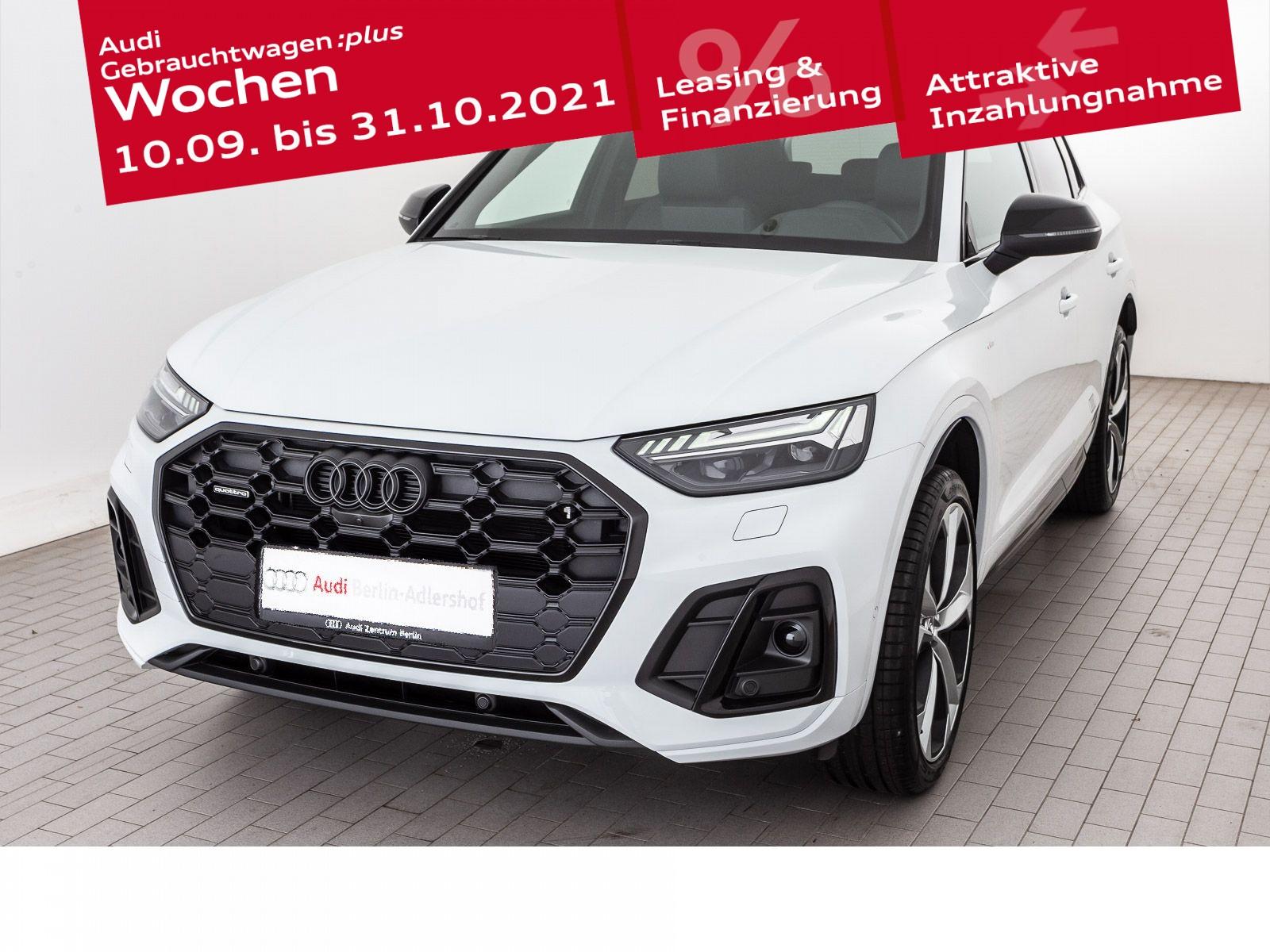 Audi Q5 edition one 40 TDI quattro S tr. LED NAVI, Jahr 2021, Diesel