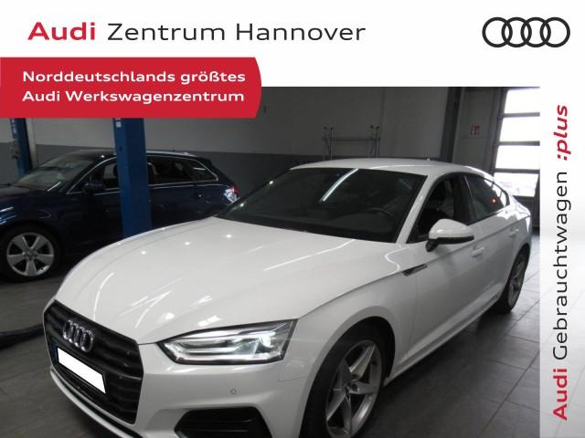 Audi A5 Sportback 2.0 TFSI Navi Kamera Xenon Phone Box SHZ, Jahr 2018, Benzin