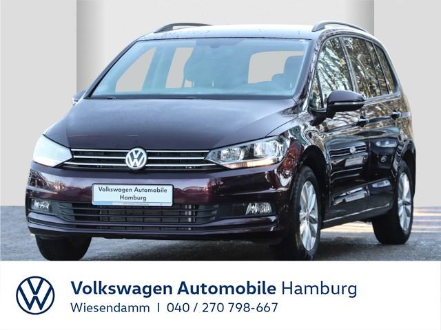 Volkswagen Touran 1.0 TSI Comfortline 7-Sitze LM PDC Klimaautomatik Navi, Jahr 2019, Benzin