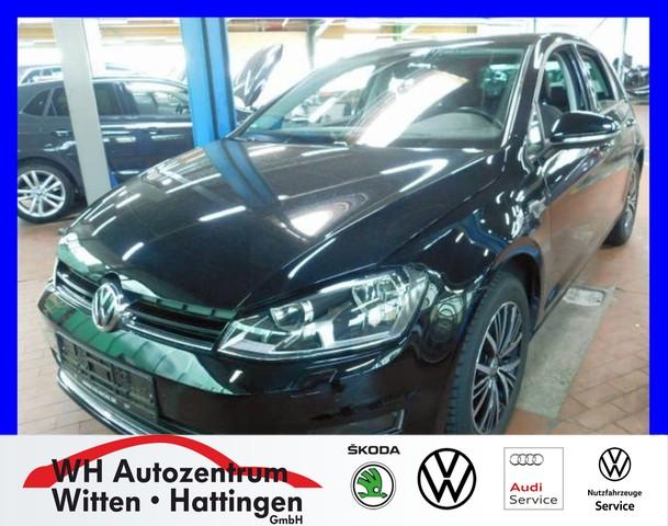 Volkswagen Golf VII 1.2 TSI ALLSTAR CLIMATRONIC GRA PDC SitzHzg, Jahr 2016, Benzin