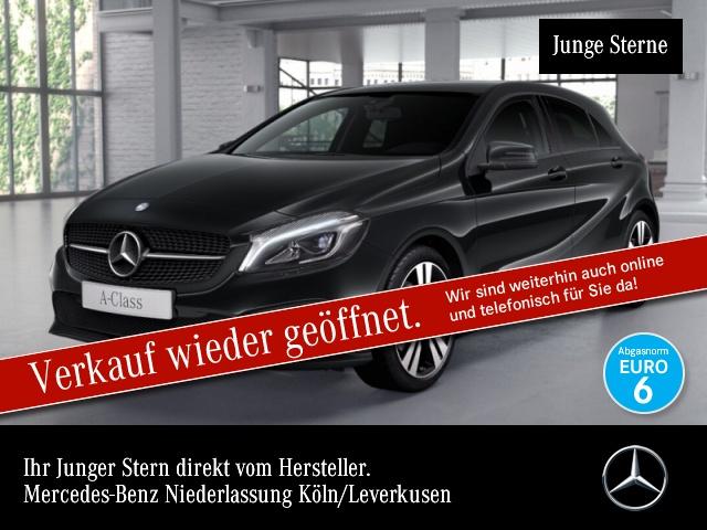 Mercedes-Benz A 220 d Urban LED Night Kamera Navi EDW Totwinkel, Jahr 2016, Diesel