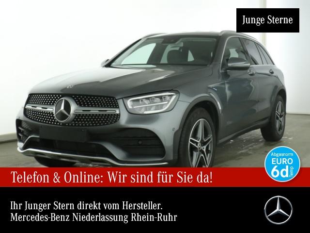 Mercedes-Benz GLC 200 d 4M AMG LED Easy-Pack 9G Sitzh Chromp, Jahr 2020, Diesel