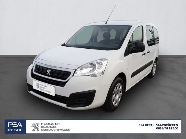 Peugeot Partner Tepee Active 1,6BlueHDi120PS Klima|2xSchiebetür|, Jahr 2018, Diesel