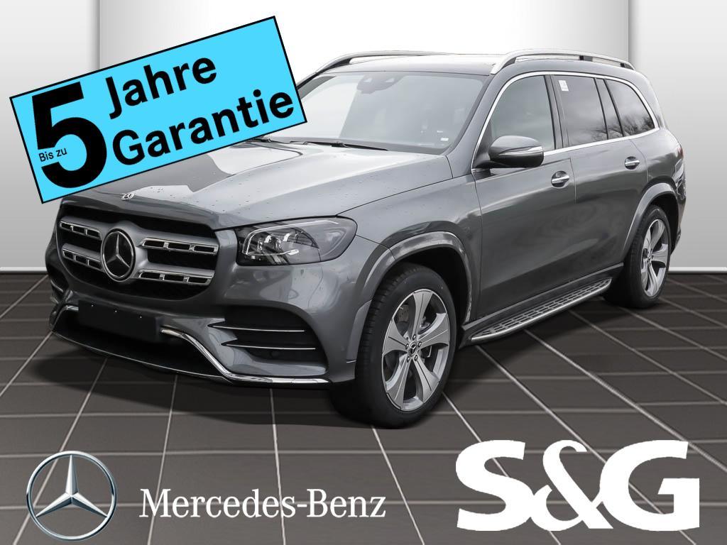 Mercedes-Benz GLS 400 d 4M Special Edition AMG line/Burmester/, Jahr 2019, Diesel
